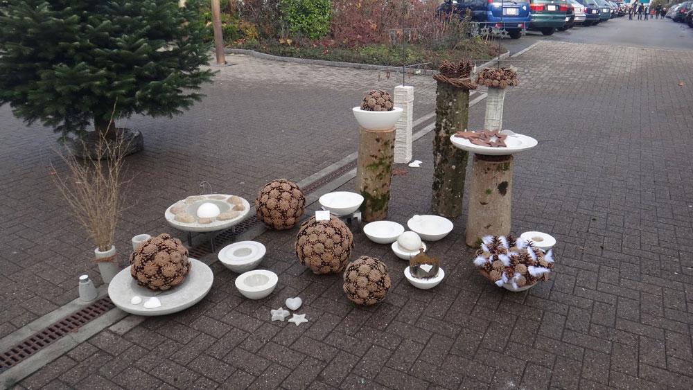 weihnachtsmarkt neuendorf 2011 kreatives aus beton. Black Bedroom Furniture Sets. Home Design Ideas